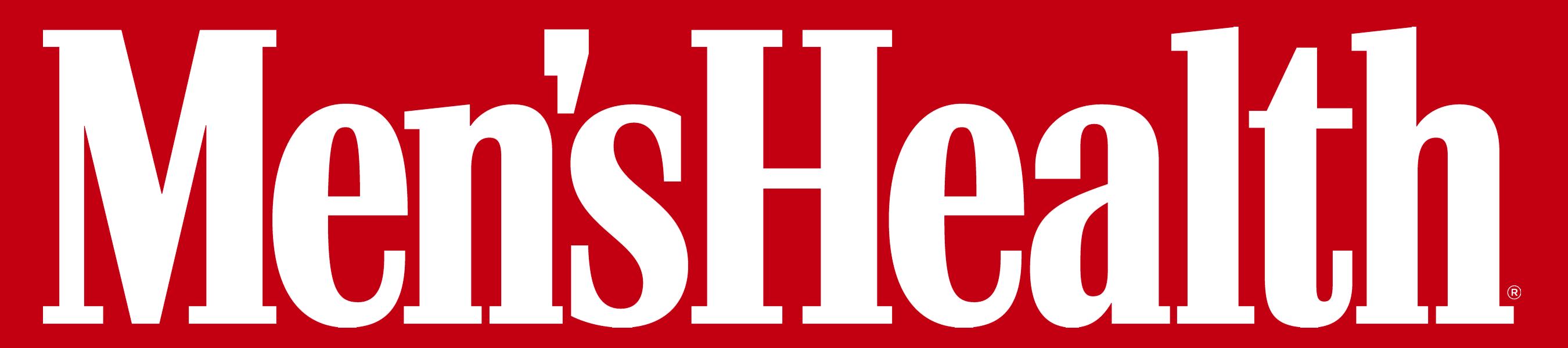 Mens Health Logo Reg